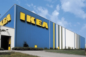 IKEA Central Warehouse, Wels