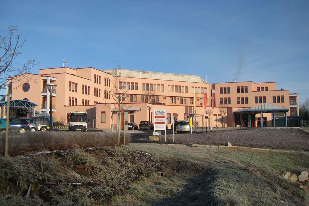 Regional hospital Freistadt