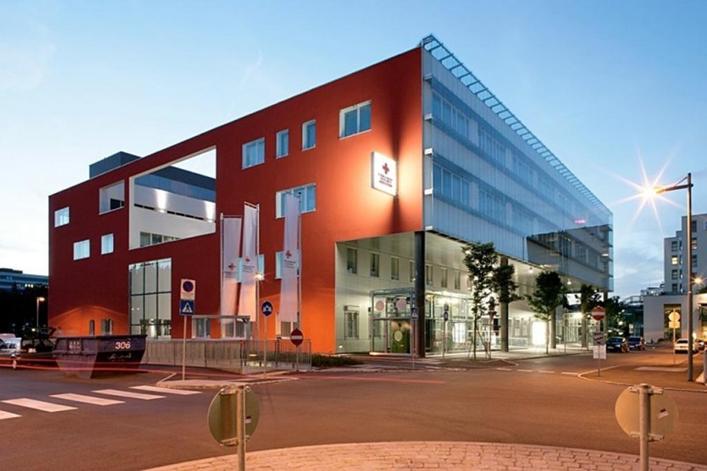 Österreichisches Rotes Kreuz – Blood Donation Centre Linz