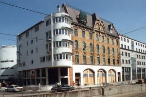 Café Landgraf – Donautor