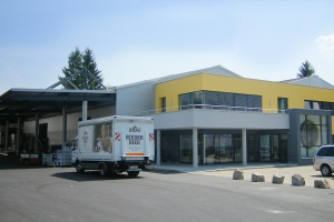 Brewery Ried, new logistics centre
