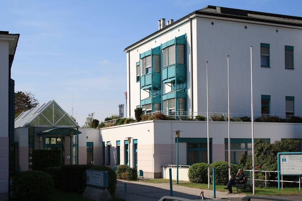 Regional hospital Enns