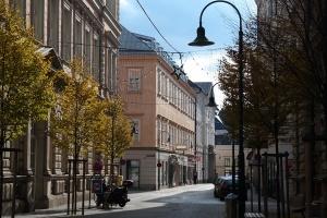 Spittelwiese Linz