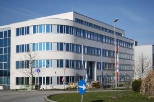 TMS Standort Südpark — 2-ая надстройка офисов