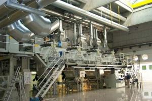 TANN-Papier Produktionserweiterung