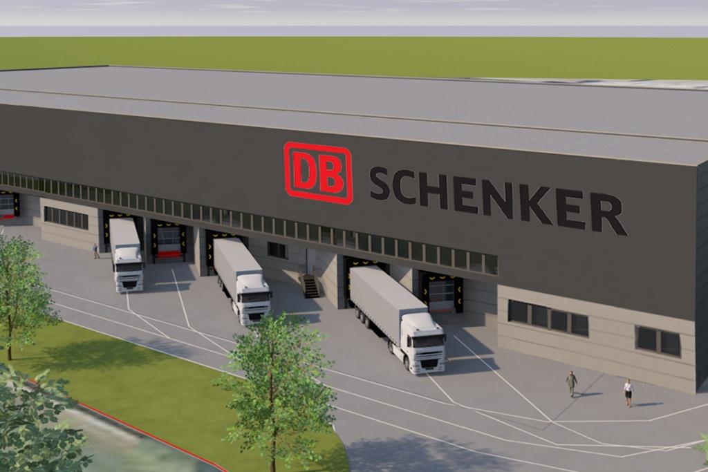 DB Schenker Logistics centre Langkampfen II