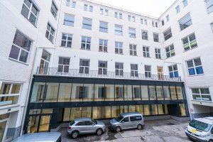 Universität Wien Zubau, Umbau und Sanierung – Porzellangasse