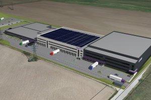 Frigologo Neubau Logistikcenter – Maria Lanzendorf
