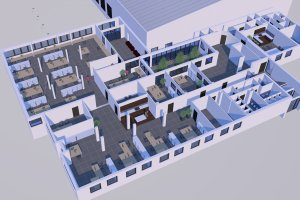DB Schenker Bürozubau – Ried im Innkreis