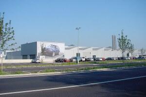 BMW Motorenwerk Steyr