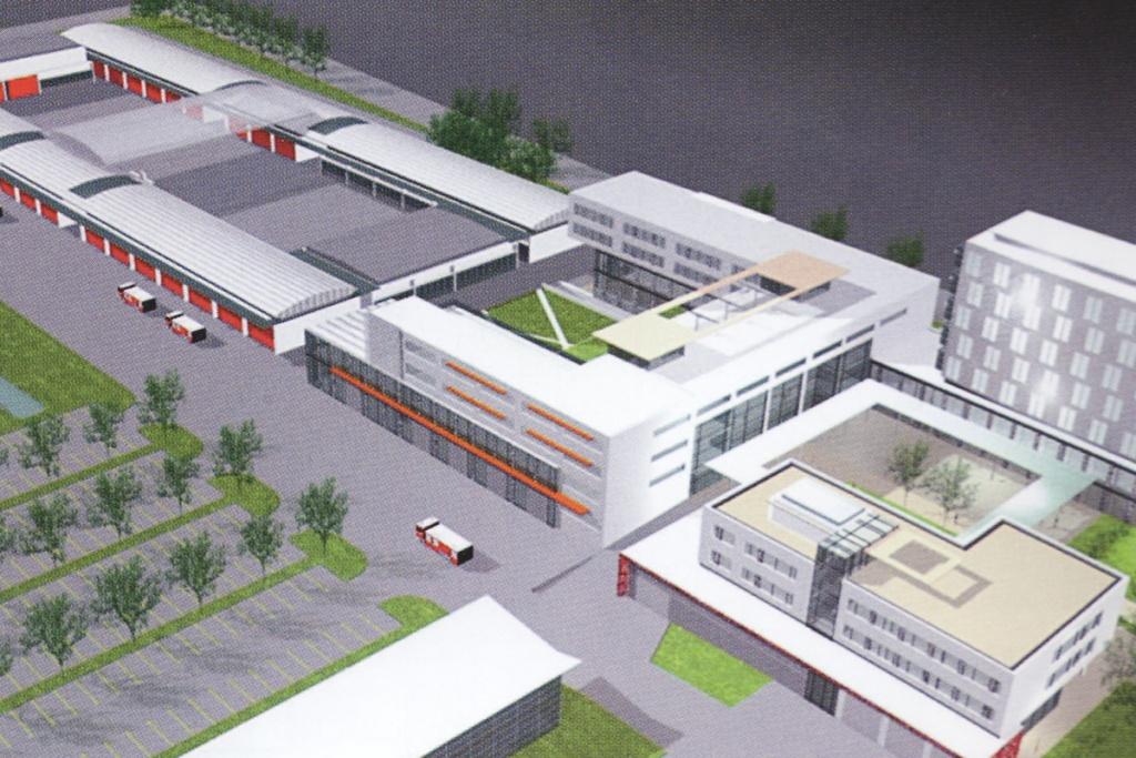Regional Fire Academy in Tulln