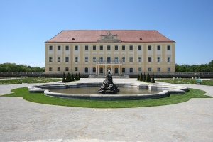 Schloss-Hof Sanierung