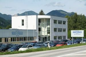Weber Hydraulik Büroneubau