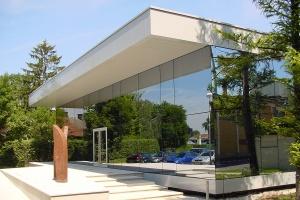 Dr. Franz Feurstein GmbH – Mulitfunktioneller Pavillon