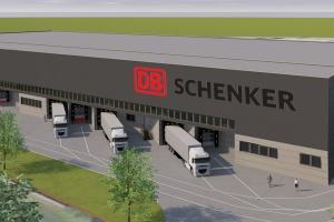 DB Schenker Logistikzentrum Langkampfen II