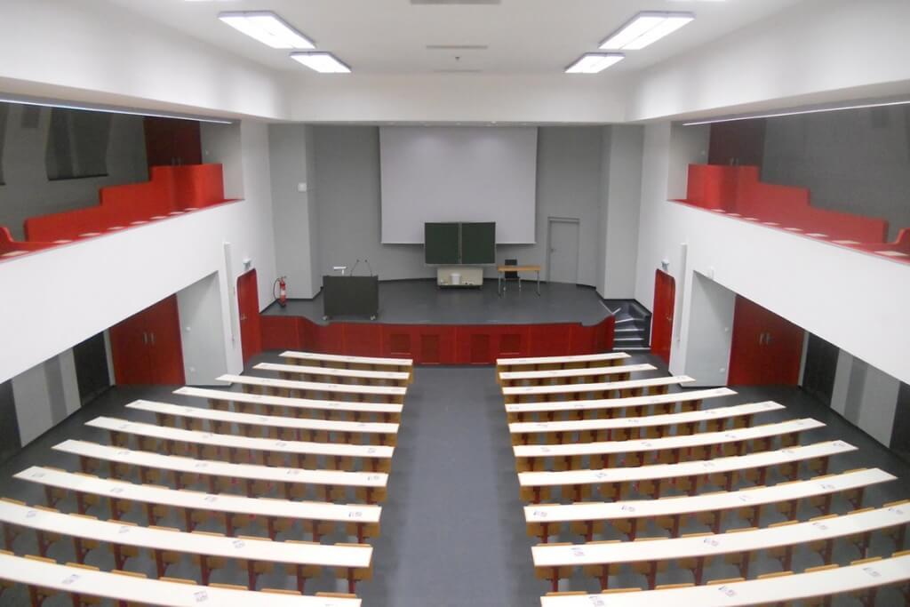 Technische Universität Wien – Informatik-Hörsaal