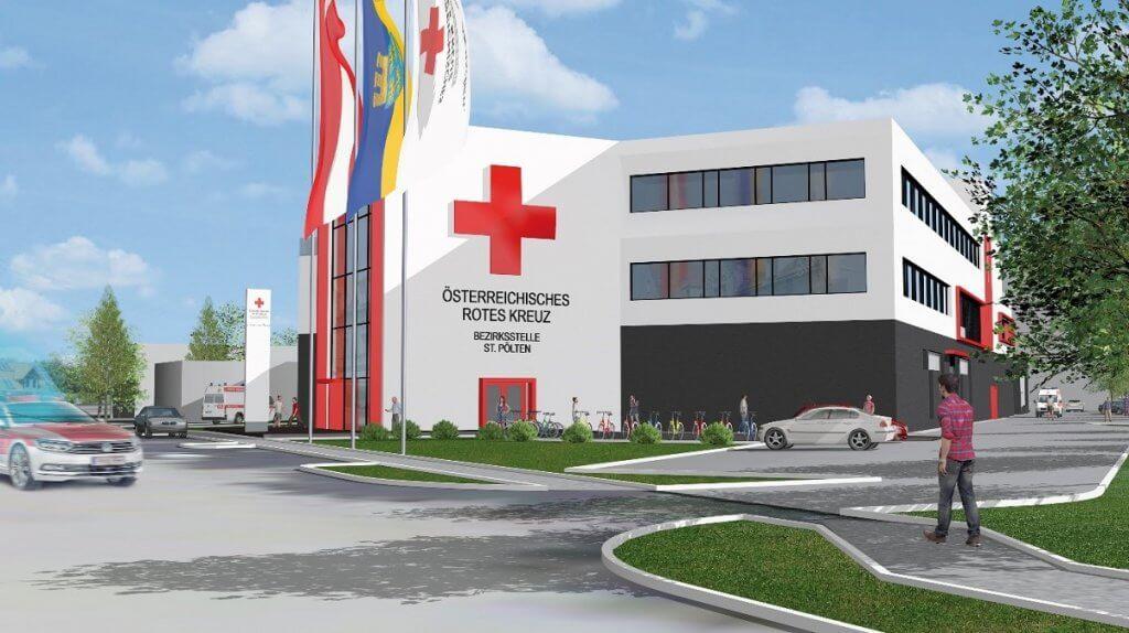 Austrian Red Cross – St. Pölten